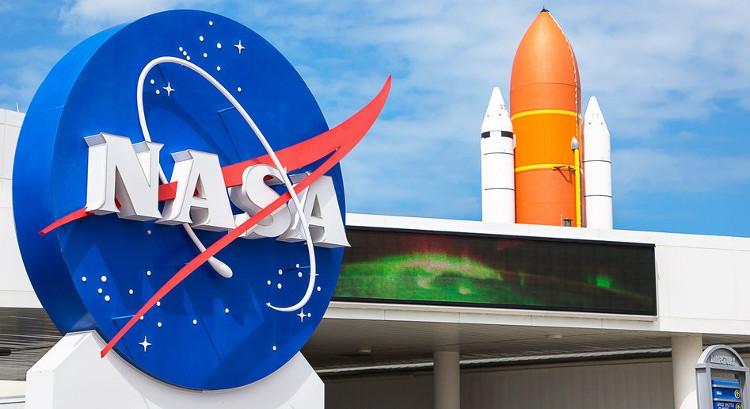 Một bảo tàng của NASA tại Trung tâm Không gian Kennedy thuộc thành phố Orlando, bang Florida.