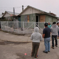 Đồ đạc tự bay và bốc cháy không lý do trong ngôi nhà đáng sợ ở Chile
