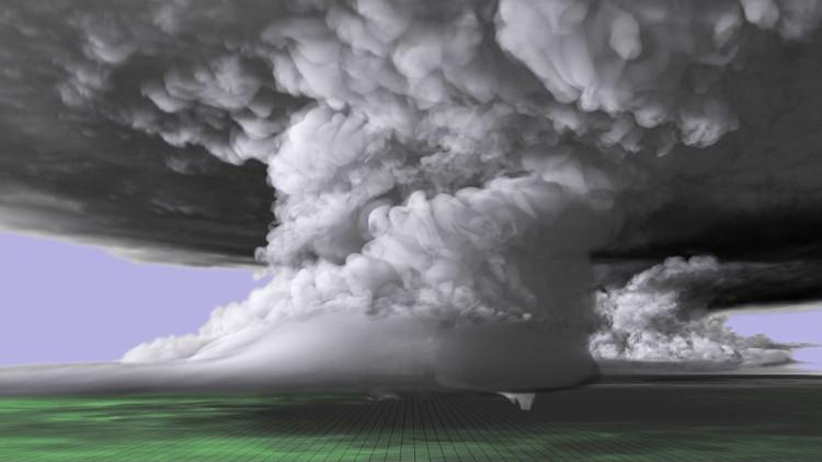 Lốc xoáy là một dạng bão cực kỳ nguy hiểm.