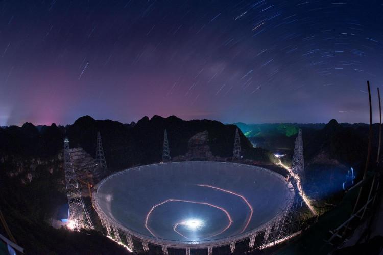 Kính thiên văn Aperture Spherical.