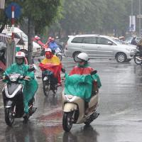 Miền Bắc ảnh hưởng lạnh cuối mùa, mưa rét độ ẩm tăng