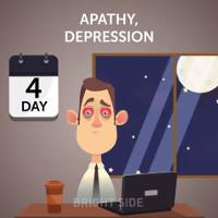 Video: Tình trạng như xác sống sau 7 ngày không ngủ liên tục