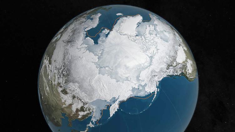 Lượng băng của Bắc Cực ở mức thấp kỷ lục trong năm thứ hai liên tiếp