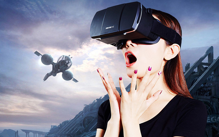 Có khoảng 25-40% người sử dụng công nghệ thực tại ảo bị mắc chứng chóng mặt.