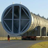 Video: Hành trình vận chuyển bồn chứa lò phản ứng hạt nhân 80 tấn