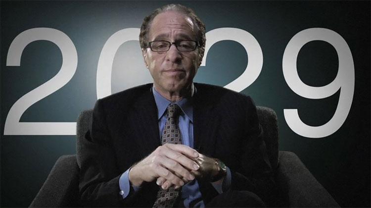 Dự đoán của Ray Kurzweil về singularity (điểm kỳ dị công nghệ) sớm hơn khoảng 2 thập niên so với nhiều dự đoán khác