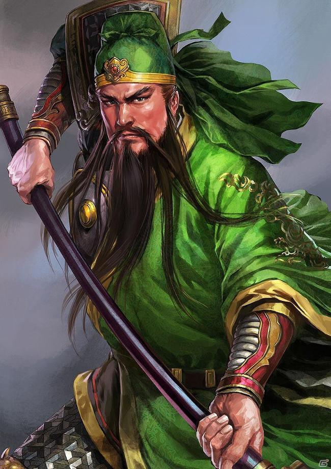 Quan Vân Trường là một võ quan nổi tiếng trong lịch sử Trung Hoa thời Tam Quốc