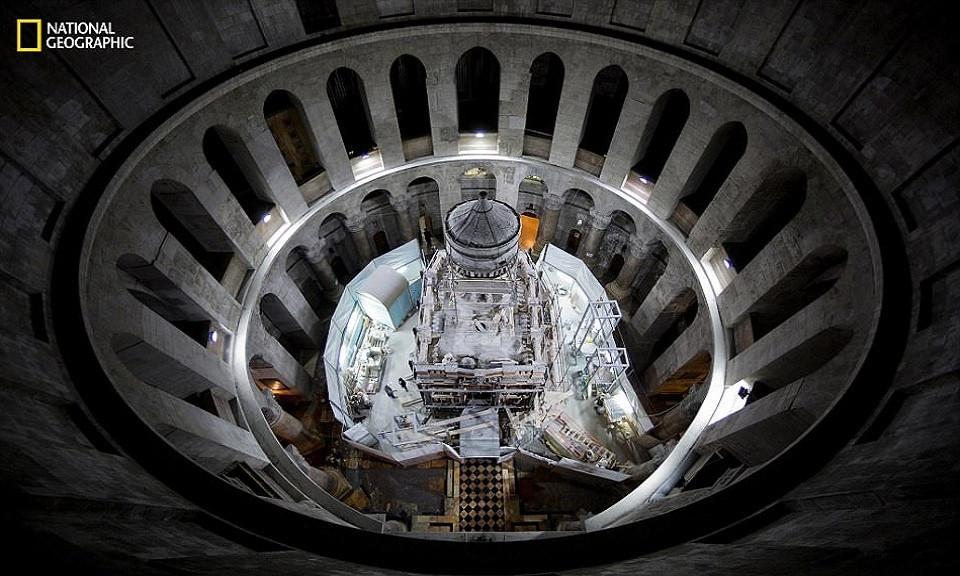 """""""Đây là công trình từng được tôn thờ suốt nhiều thế kỷ, và sẽ được tôn thờ mãi mãi"""