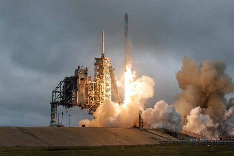 Con tàu chở hàng này mang theo hơn 2 tấn hàng hóa cho các phi hành gia đang làm việc trên ISS.