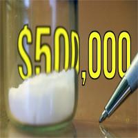 Đồng vị calcium siêu hiếm: Có 500.000 USD cũng chỉ mua được 2 gam