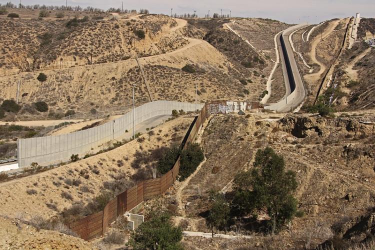 Đường biên giới Mỹ - Mexico