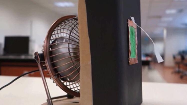 Lưu lượng không khí lưu thông qua bộ lọc nano đạt hiệu quả gấp 2,5 lần so với bộ lọc thông thường.