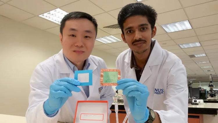 Bộ lọc không khí này khá mỏng, sử dụng giải pháp sợi nano, có khả năng loại bỏ tới 90% hạt bụi PM 2.5.