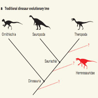 Lý thuyết mới đảo ngược sự thật về khủng long