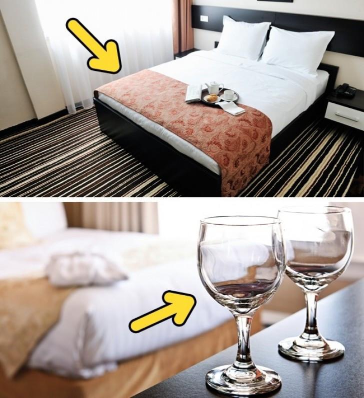 Phòng nghỉ không phải lúc nào cũng sạch như bạn tưởng
