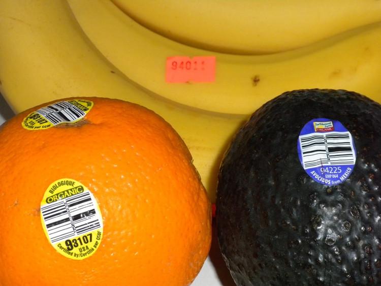 Nhận biết thực phẩm biến đổi gene GMO thông qua mã code
