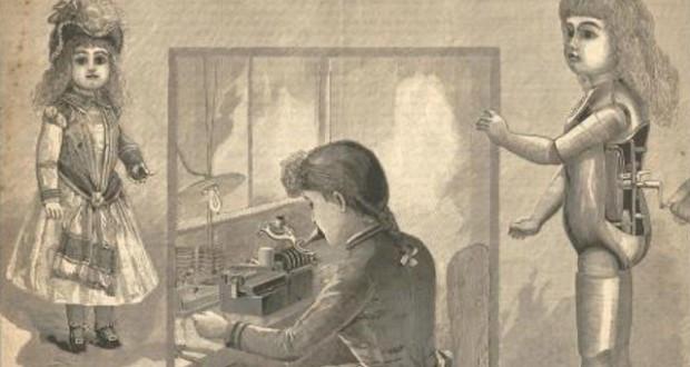 Con búp bê của ông đánh dấu lần đầu tiên con người sử dụng âm thanh cho mục đích thương mại và giải trí.