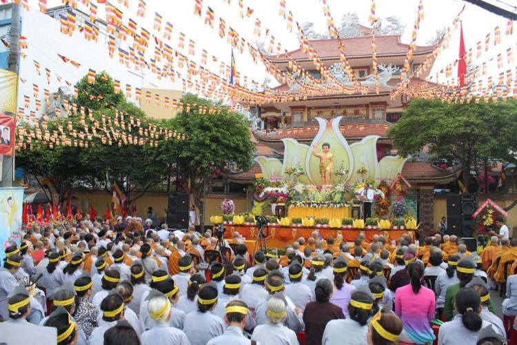 Ngày Phật đản quốc tế là ngày rằm tháng tư âm lịch hàng năm (15/4).