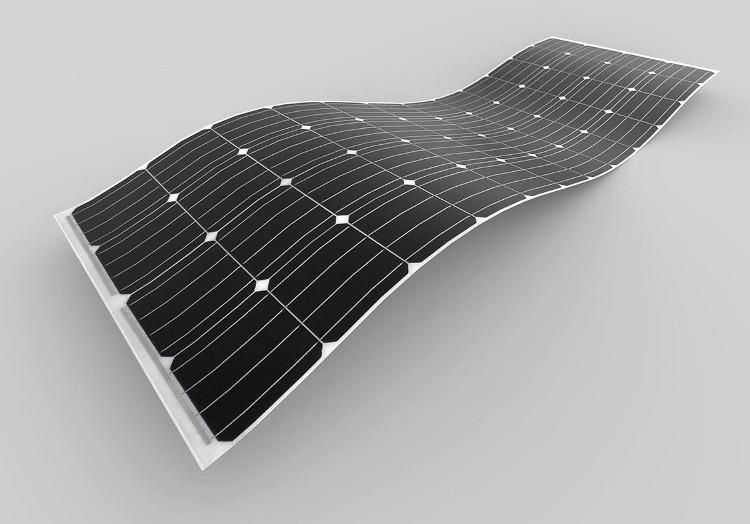 Thiết kế pin năng lượng mặt trời ngày càng mỏng hơn.
