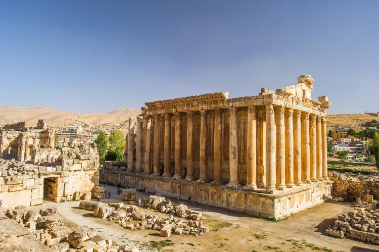 Đền thờ khổng lồ ở Lebanon khiến các nhà khoa học đau đầu suốt bao thế kỷ qua.