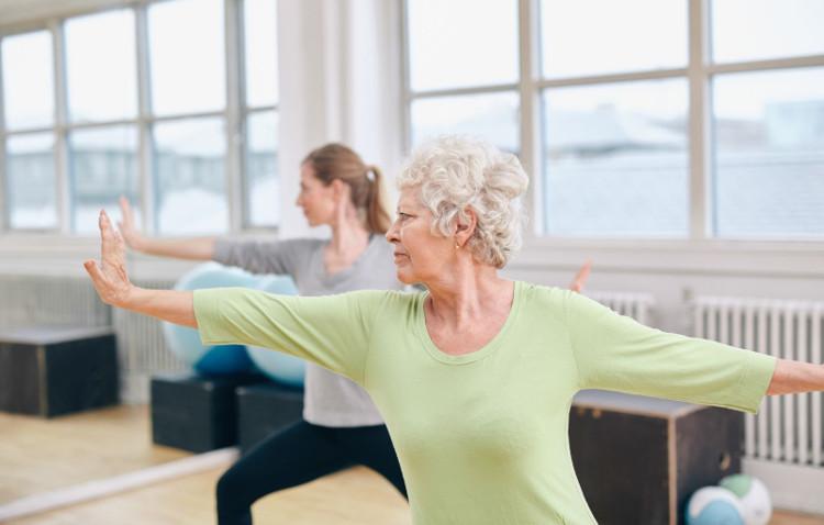 Tập luyện là bước không thể thiếu nhằm kiểm soát bệnh tiểu đường.