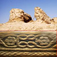 Phát lộ bức tường thành nghìn năm tuổi ở Trung Quốc