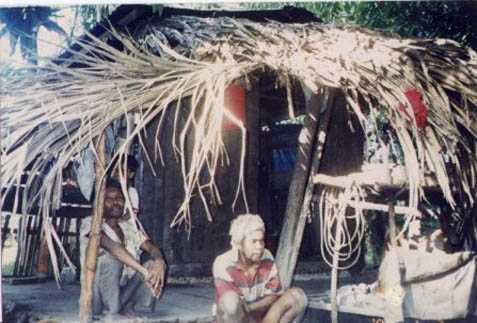 Cuộc sống của dân làng Agta.
