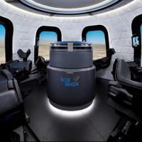 Blue Origin tung ra những hình ảnh đầu tiên về tàu vũ trụ du lịch đầu tiên trên thế giới