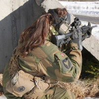 Sức mạnh của đội đặc nhiệm nữ duy nhất thế giới