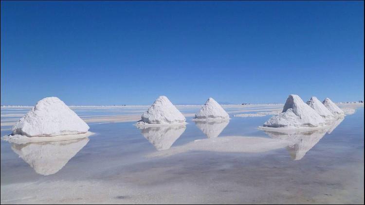 Lọc muối từ nước biển để thành nước sạch không còn là vấn đề quá mới mẻ.