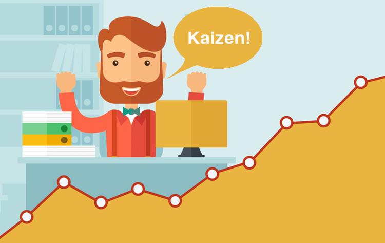 Đối với người Nhật nói chung, Kaizen đã được coi là một biểu tượng văn hóa quốc gia.