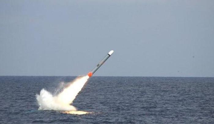 Tên lửa Tomahawk.