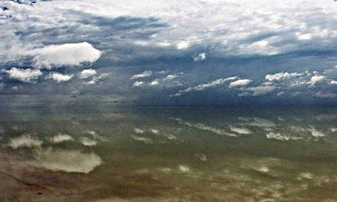 Hồ muối Etosha