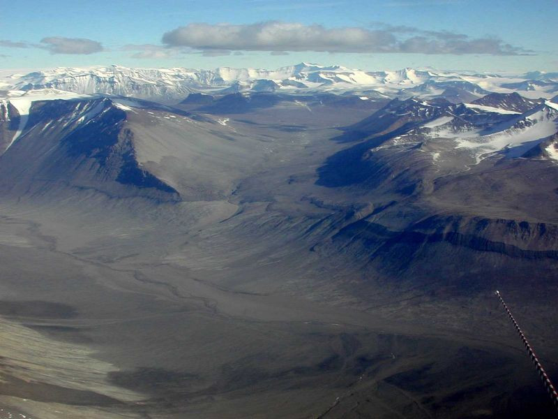 Thung lũng khô