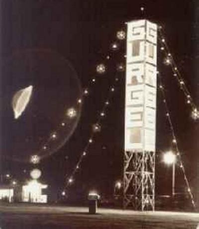 UFO được cho là xuất hiện tại Brazil.