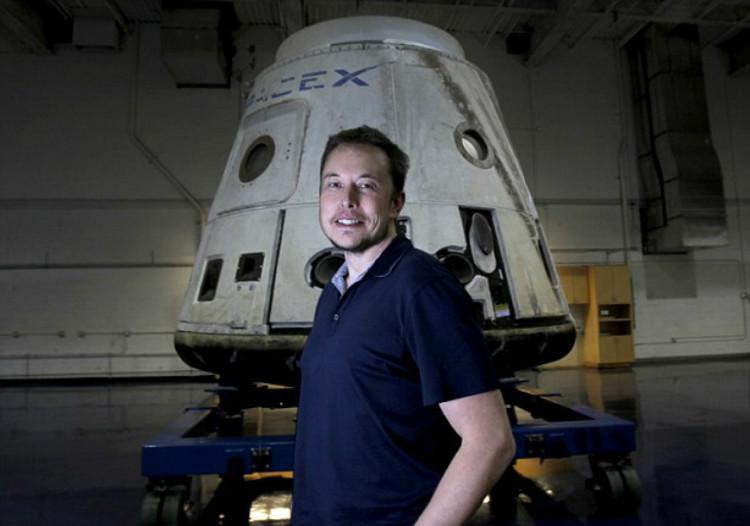 Elon Musk đặt mục tiêu đưa người lên sao Hỏa với giá rẻ.