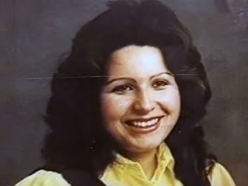 Người phụ nữ có máu độc Gloria Ramirez.