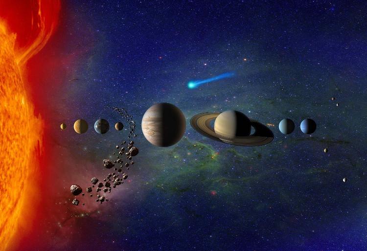 Buổi họp báo của NASA sẽ tập trung vào thế giới đại dương trong hệ Mặt trời.