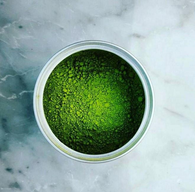 Matcha chứa một lớp chống oxy hóa đặc biệt có tên catechin.