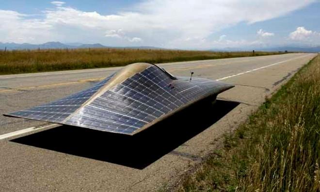 Trong tương lai đường giao thông có thể hoạt động như bộ sạc dành cho xe điện.