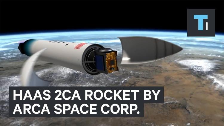 Tên lửa Haas 2CA.