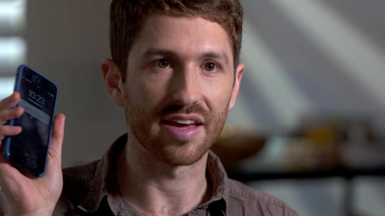 Tristan Harris - cựu quản lý sản phẩm của Google.