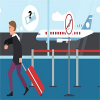 """Vé """"Overbook"""" là gì? Cách để không bị mời ra khỏi chuyến bay theo kiểu không mong muốn"""