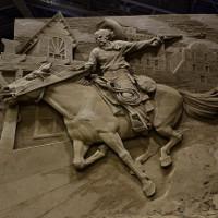 Bảo tàng cát độc nhất vô nhị tại Nhật Bản