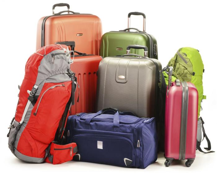 Kích cỡ hành lý xách tay chuẩn là: 56cm x 36cm x 23cm và chỉ được xách tay 7kg.