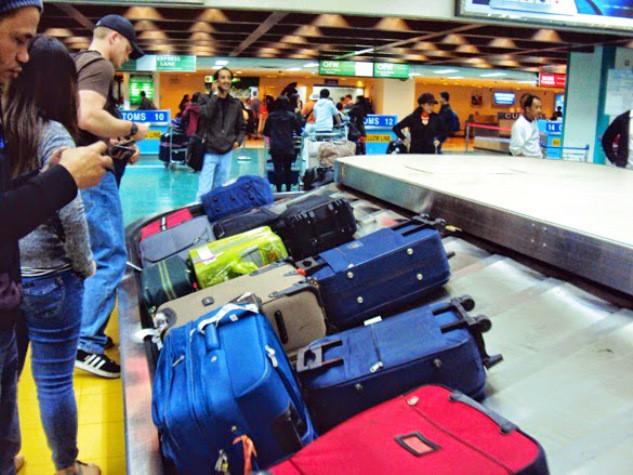 Thông thường, những hành lý cồng kềnh được hãng xếp vào khoang hành lý.