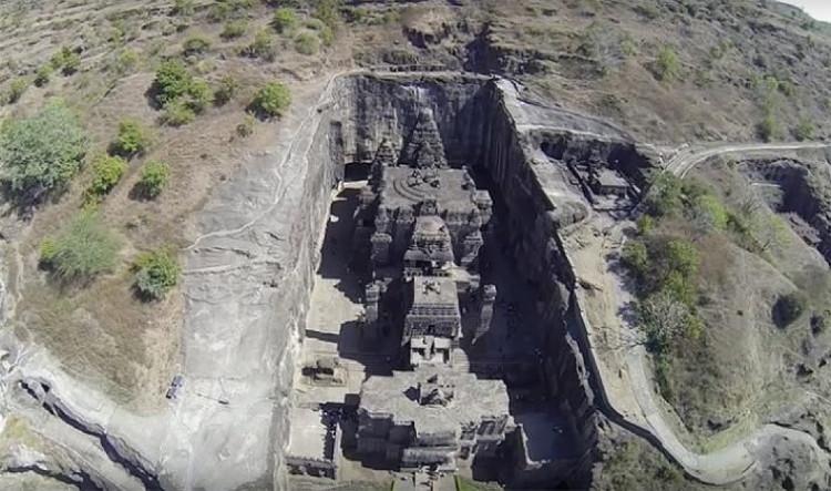 Ngôi đền Kailasa