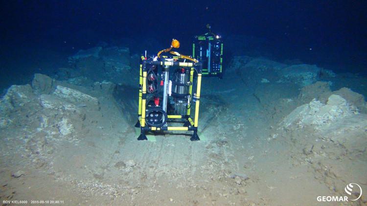 Nhiều khu vực đáy biển trên thế giới đang được khai thác.