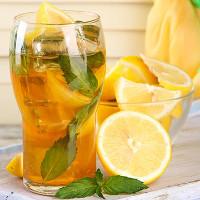 Cách pha trà chanh mát lạnh giải nhiệt ngày nắng lên