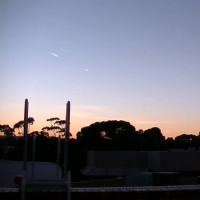 Video: Nhà quay phim tuyên bố ghi hình hai đĩa bay ở Australia
